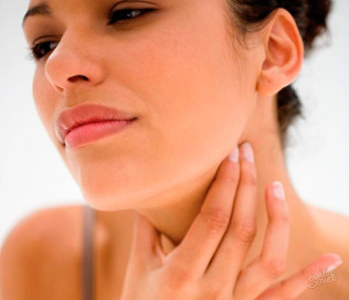 Why sore lymph nodes in the neck
